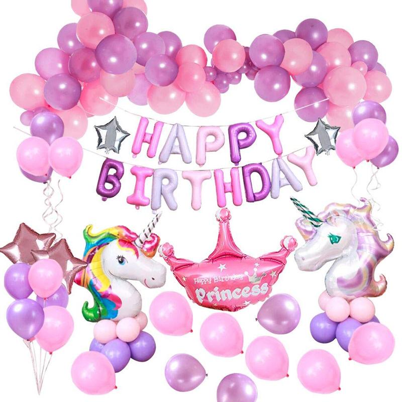 Composizione palloncini compleanno Momenti Felici