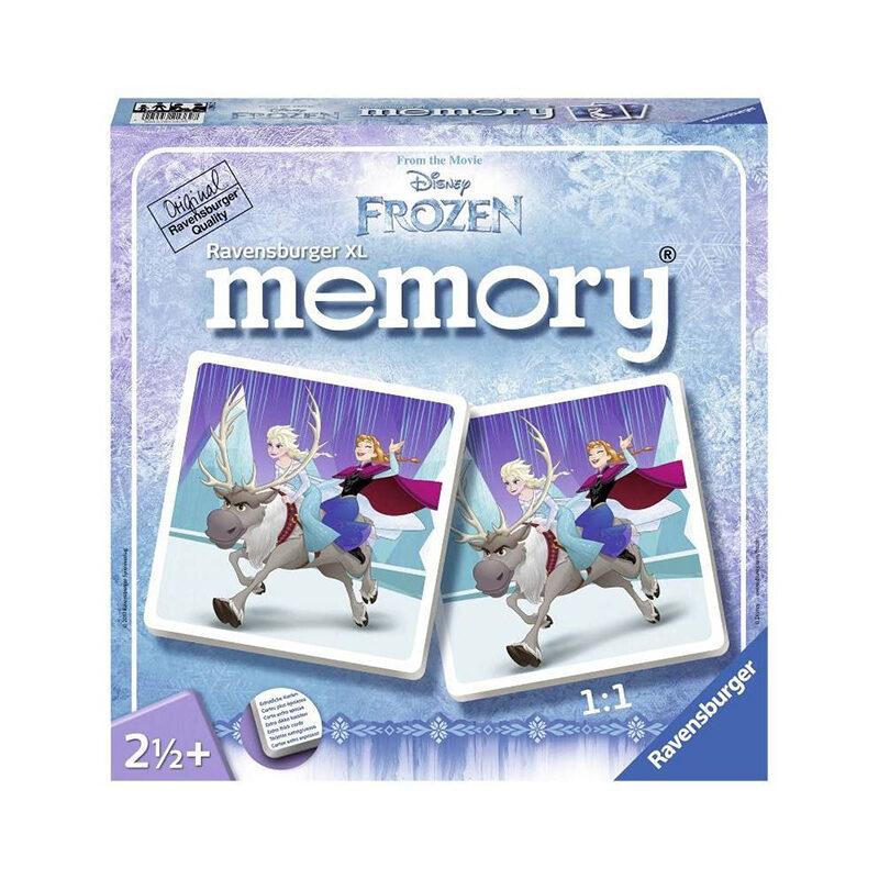 Memory frozen elsa e anna