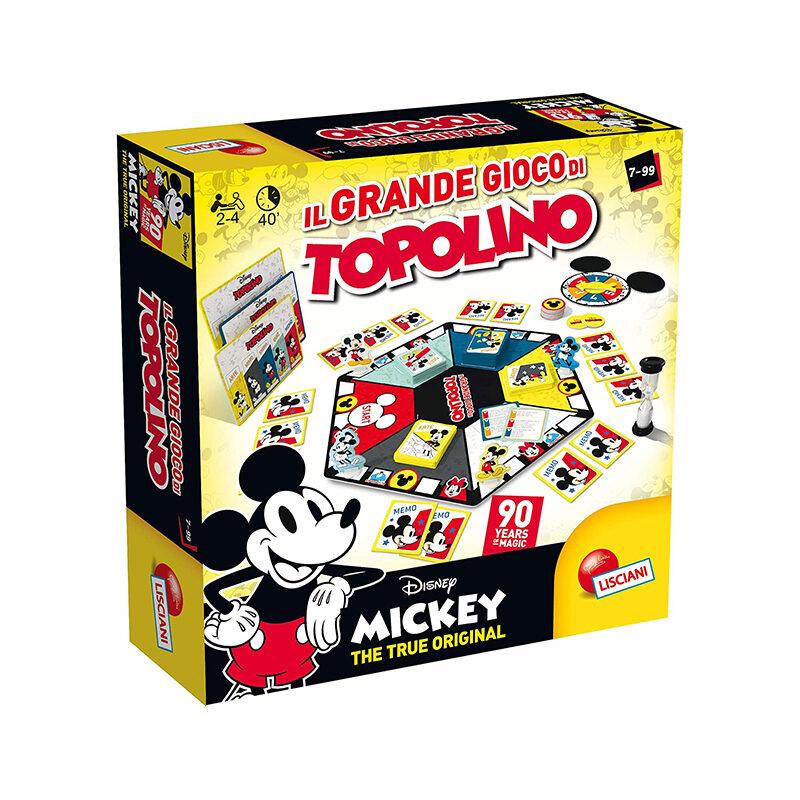 Il grande gioco di topolino